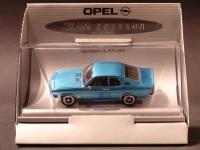 OPEL Manta-A 1970-1975 Modell 1:43 Germany