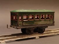 Karl Bub 0 Személyvagon VEDES G