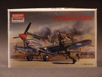 Tomahawk 1940 Modell 1:72 Korea 1990