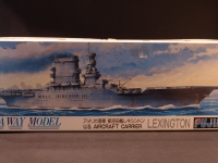 Lexington Modell 1:700 Japan 1988
