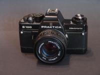 B 100 Electronic / Pentacar 1:1,8 50mm