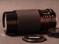 Porst Tele-Zoom 1:4.5/75-200 mm Objektív