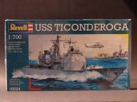 USS Ticonderoga  Modell 1:700 Germany 1993