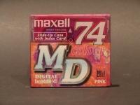 Maxell 74 R MiniDisc ORIG