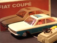 Fiat Coupe Cable Remote Model