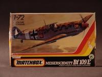 Messerschmitt 109E 1940 Modell 1:72 England 1989