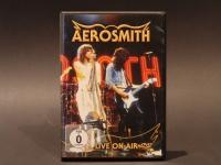 Aerosmith-Live On Air DVD