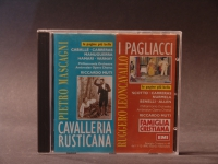 Massagni-Cavalleria EMI CD