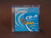 Mini CD-R 193MB / 5 db